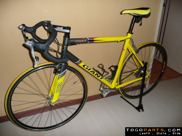Togoparts Com Ken S Giant Tcr 2 2001 Imported In Asia
