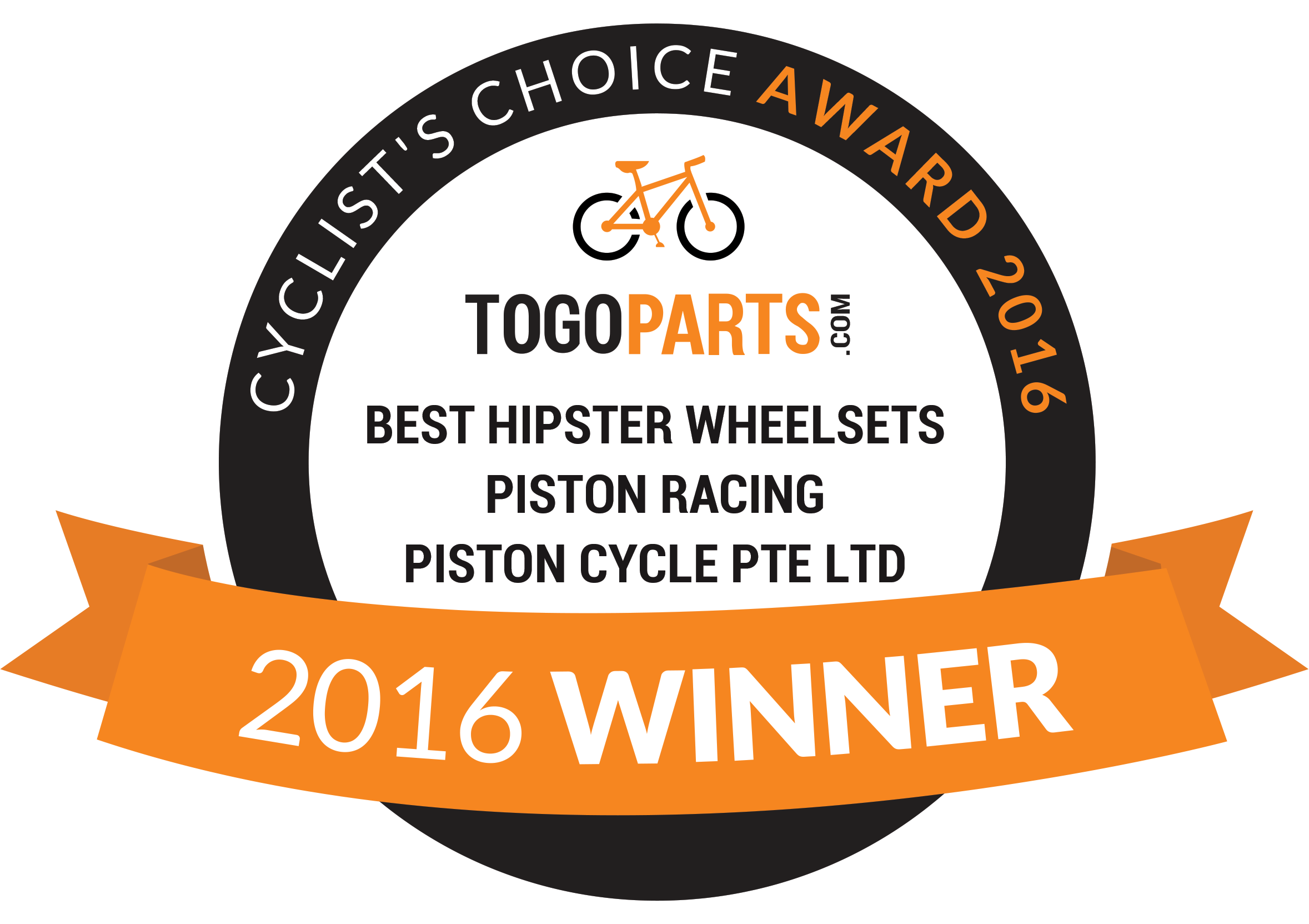Best Hipster Wheelsets - Piston Racing