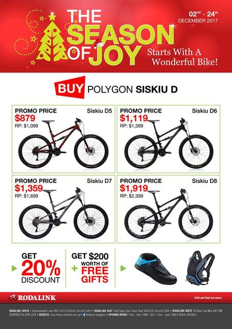 Polygon Siskiu D December Special Promo