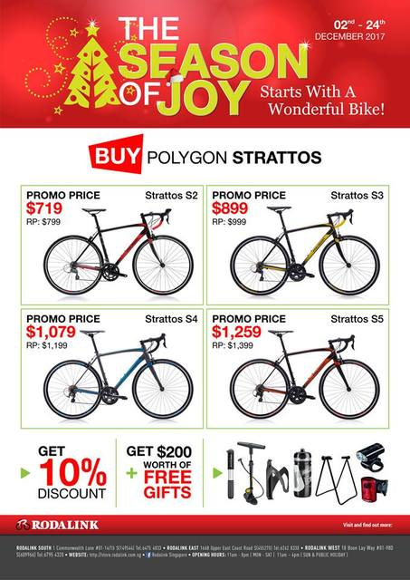 Polygon Strattos December Special Promo