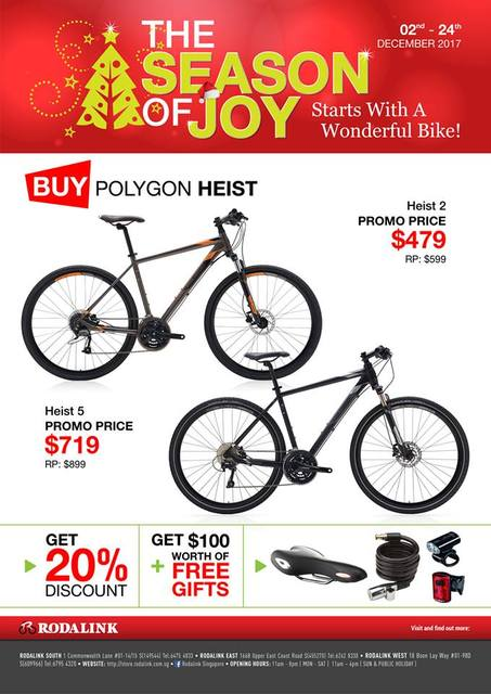 Polygon Path December Special Promo