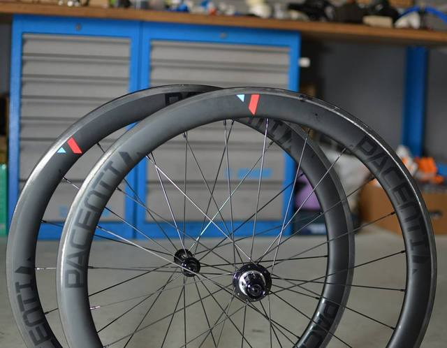 Pacenti Cycle Design (Hand Built Wheels)
