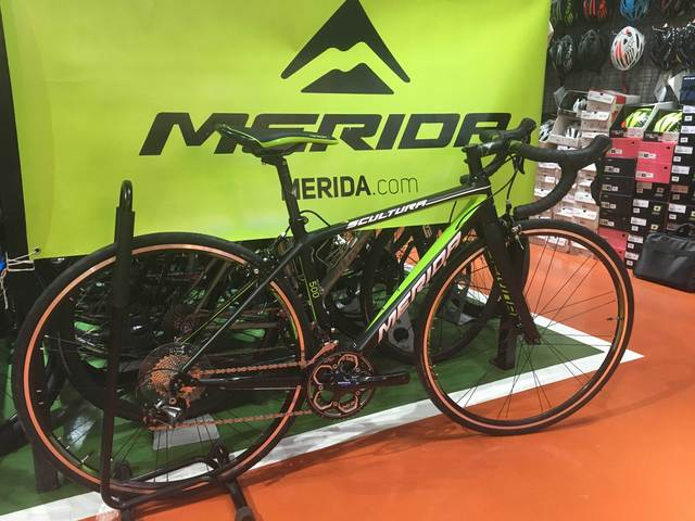 The 2017 Merida Scultura - Now Available!