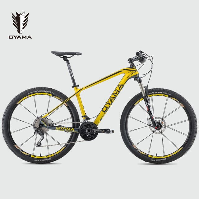 OYAMA ARES 6.3 (CARBON FRAME) MTB 50% OFFER