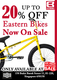 Our Bikes Now upto 20% Off! Hurry While Stocks Last!