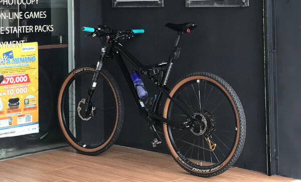 Cannondale Scalpel  | Togoparts Rides
