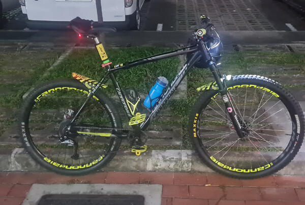 canondale  | Togoparts Rides