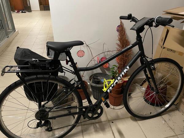Btwin Riverside 100 | Togoparts Rides