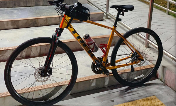 Trek Dual Sports 3 | Togoparts Rides