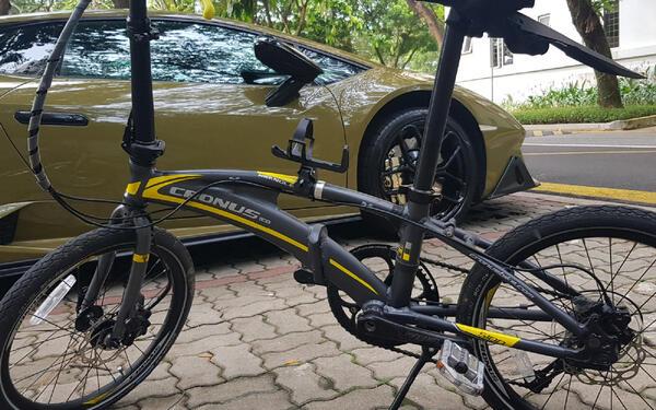 Cronus foldie | Togoparts Rides