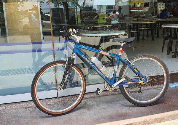 mountain bike   Togoparts Rides