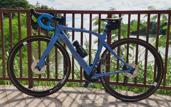 Azure    Togoparts Rides