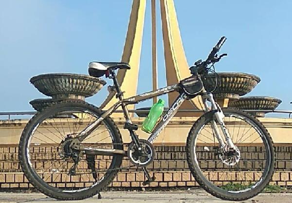 Oscar   Togoparts Rides