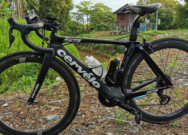 Cervelo S5 | Togoparts Rides