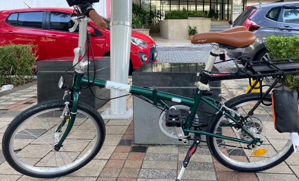 Tebuan Hijau | Togoparts Rides