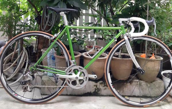 Dgreen bike   Togoparts Rides