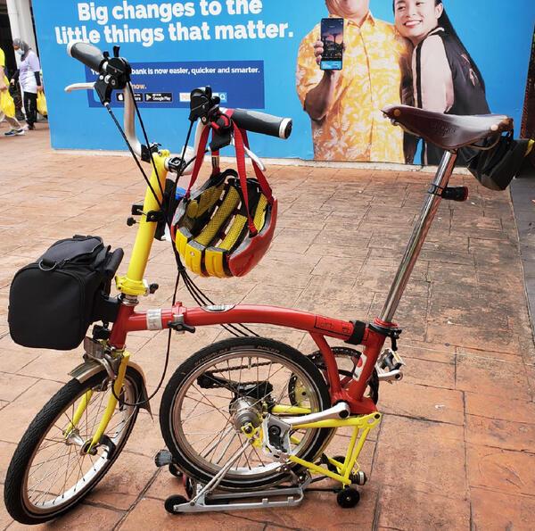 Ironman bike | Togoparts Rides