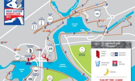 Eastern Routes: Changi Coast Road & Selarang