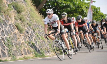 Tour de Bintan Cyclicts Not Put Off By The Challenge