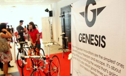 First Look: Genesis Bikes
