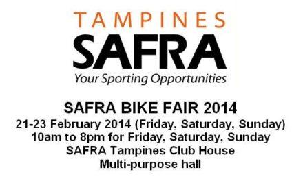 Safra Bike Fair 2014