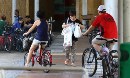 Local News: Errant cyclists on the rise in Singapore