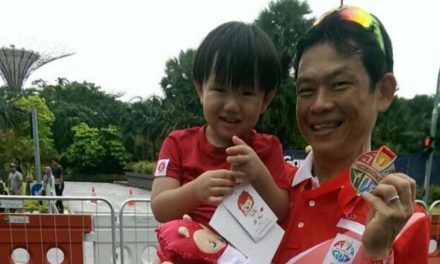 SEA Games nominated cyclist Vincent Ang in the news for the wrong reason