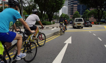 LTA appointed as coordinating agency for all cycling-related issues
