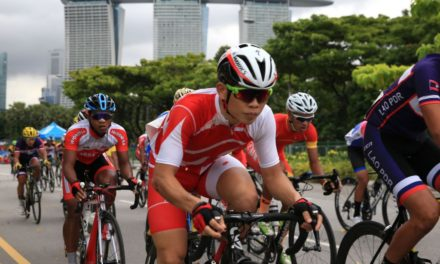 Singapore Cycling Federation confirms riders for the 28th SEA Games Cycling Team
