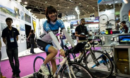 Taiwan Cycle Show 2015:(Video) Interview with Mr He of FSir