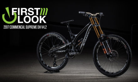 Commencal launched new downhill bike, the Supreme DH V4!