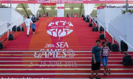 SEA Games Carnival at the Singapore Sports Hub!