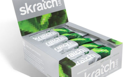 Chewy gums from Skratch Labs to fuel athletes' energy!