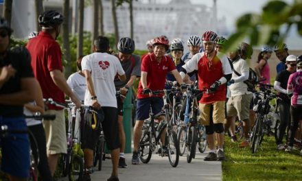 Walk-and-cycle event raises over $420,000 for myeloma cancer research