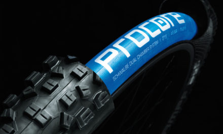 Schwalbe's new Procore Double Chamber Tyre System ready for delivery!