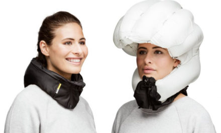 Airbag helmets to replace today's cycling helmets?