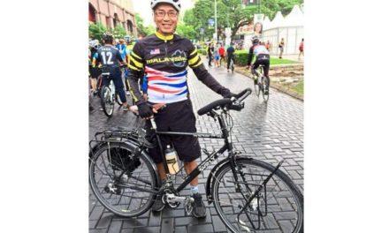 Malaysian trio to cycle 30,000km to promote Malaysia!