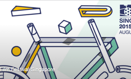 First Ever Bicycle Film Festival Singapore 2015