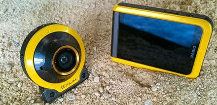 Casio EX-FR100 Camera