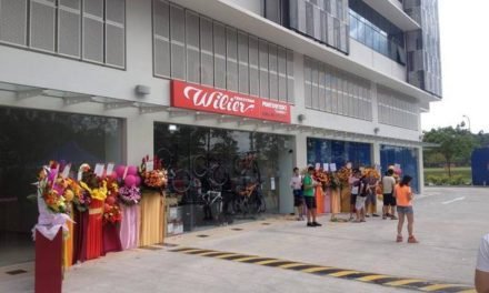 Southeast Asia biggest Wilier Triestina concept store rides into Singapore