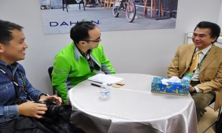 Togoparts interview with Dr David Hon (CEO of Dahon Group)