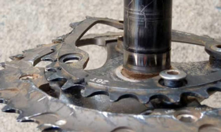 Reasons To Check Your Chainring Bolts