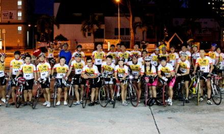 OCBC Safe Cycling Day 2011
