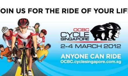OCBC Cycle Singapore 2012 is now open for registration!