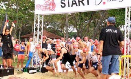 Event: SingTel Tri-Factor Triathlon