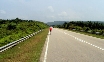 Going For A Long Ride In Malaysia