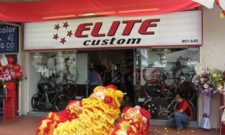 Elite Custom Pte Ltd Grand Opening