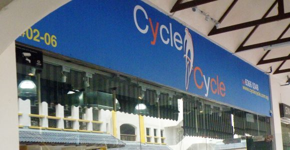 CycleCycle Enterprise LLP Grand Opening