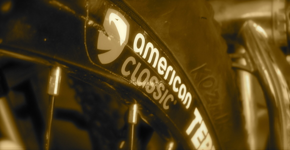 American Classic Terrain 26 Disc Wheel set Review