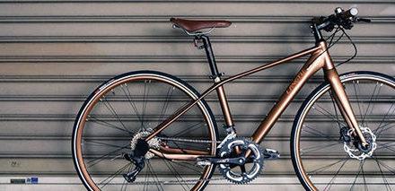 Langtu KCR930 Hybrid Bike